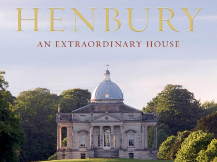 Henbury Hall book