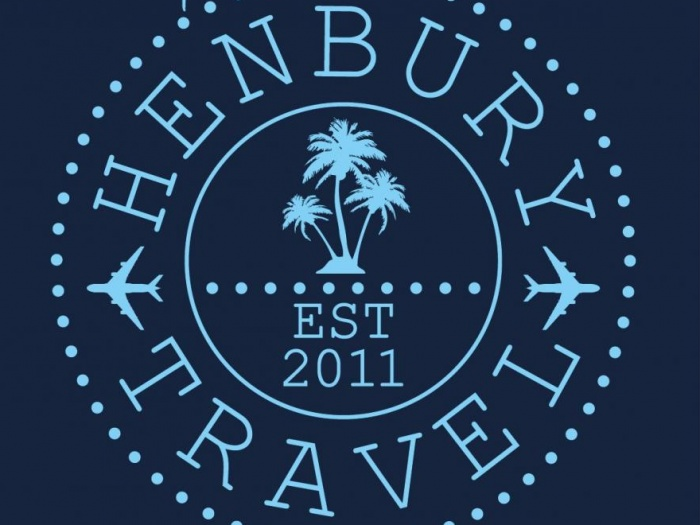 Henbury Travel Logo