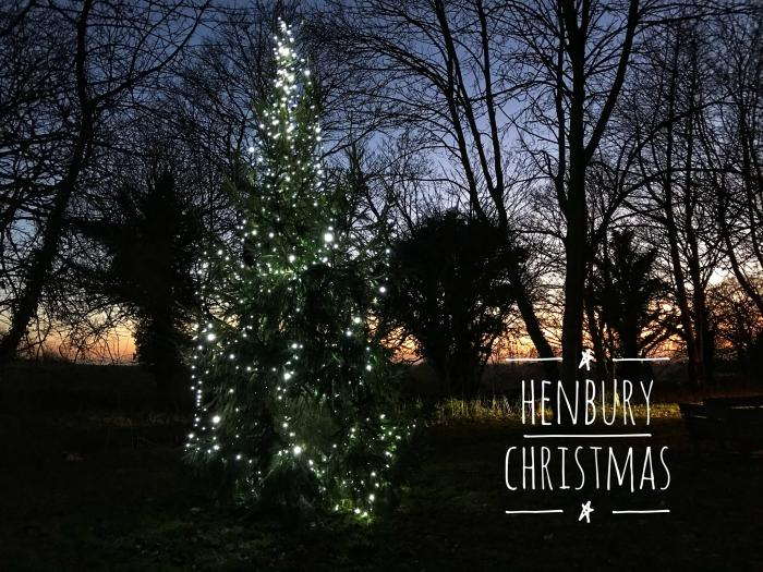 Henbury Xmas Tree