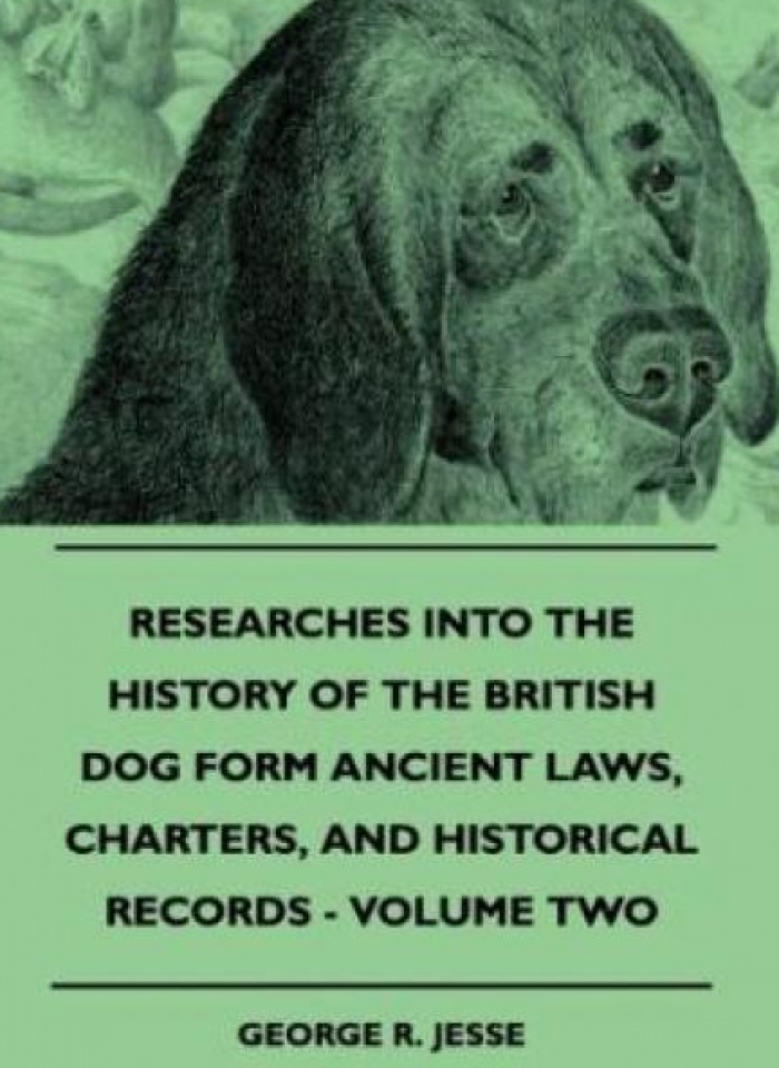 History of British Dog