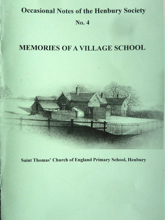 Memories of a Village School