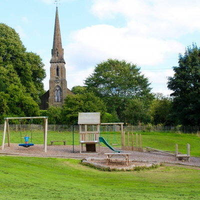Play Area/ Church