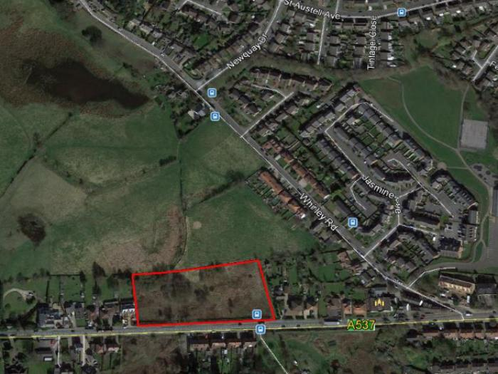 Planning Application 180294M no 2