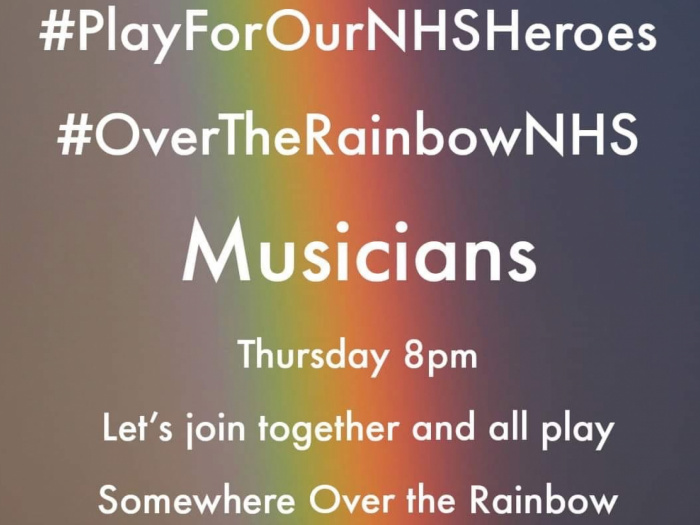 Play for NHS heroes